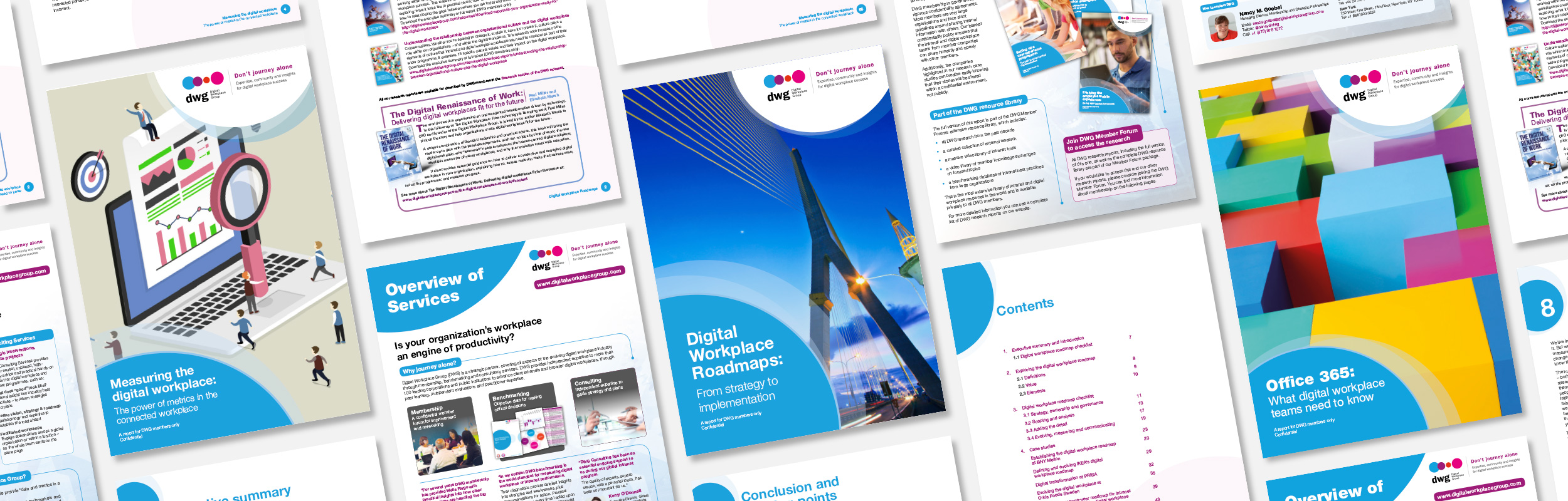 document and report design